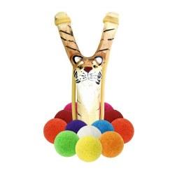 Wooden Tiger Slingshot