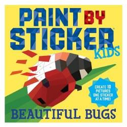 Paint by Sticker Kids Bugs