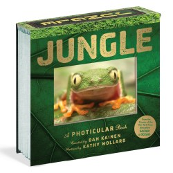 Photicular Book- Jungle