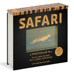 Photicular Book- Safari