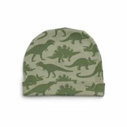 Baby Hat Sage Dinosaurs 3-6M