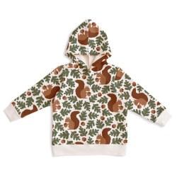 Hoodie Squirrel Forest 6