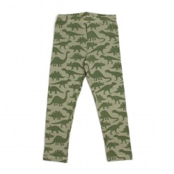 Leggings Sage Dinosaurs 3T