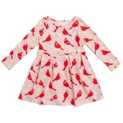 Madison Dress Birds & Trees 2T