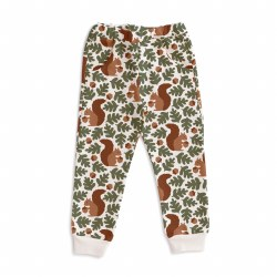 FT Sweats Squirrel Forest 2T