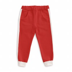 FT Track Pant Berry Red 3T