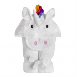 Hooded Towel- Unicorn