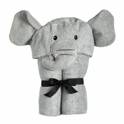 Hooded Towel- Elephant