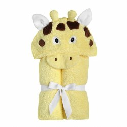 Hooded Towel- Giraffe