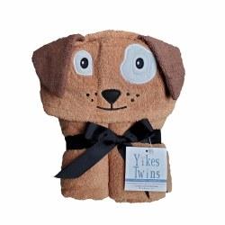 Hooded Towel- Dog