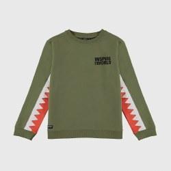 Animal Teeth Sweatshirt 10
