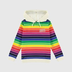 Colorful Hoodie Stripes 4