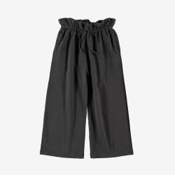 Wide Leg Waist Pants 4