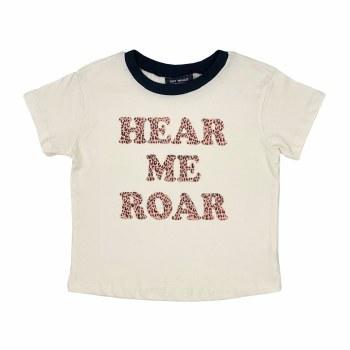 Hear Me Roar Tee 2