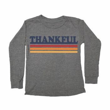 Thankful Stripe LS Tee 4