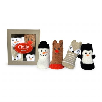 Chilly Sock Set 0-12M