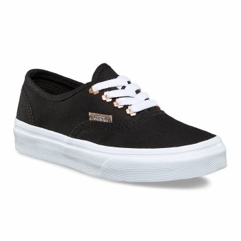Authentic Flower Eyelet Black 13