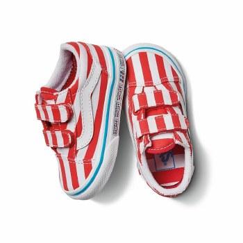 Old Skool V Waldo Intl Strp 9