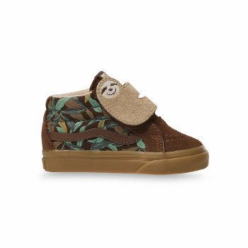 Sk8 Mid Reissue Sloth 6