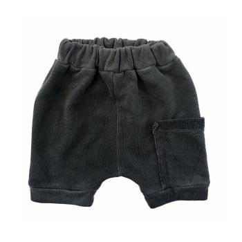 Harem Shorts Grey 8