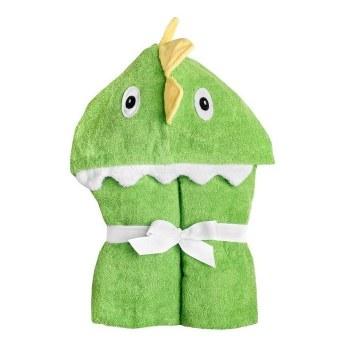 Hooded Towel- Dinosaur