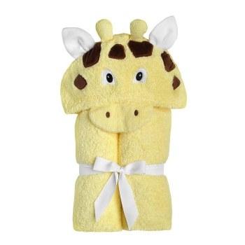 Hooded Towel- Giraffe