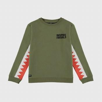 Animal Teeth Sweatshirt 2