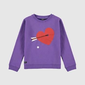 Arrow Zipper Sweatshirt 2