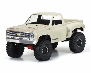"""1978 Chevy K-10 for 12.3"""" WB S"""
