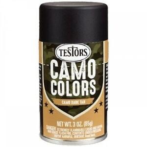 3 oz Camouflage Spray, Dark Ta