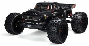 ARRMA Notorious 6S BLX Brushless Ready to Run 1/8 Monster Stunt Truck (Black) (V4)