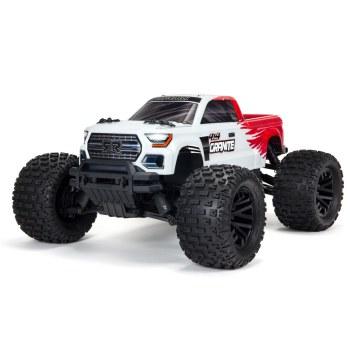 ARRMA Granite 4x4 V3 550 Mega Monster Truck Ready to Run (Red)