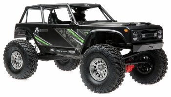 Axial Wraith 1/10 Rock Crawler Ready to Run (Black)