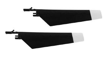 Force RC Upper Main Blade Set (2)