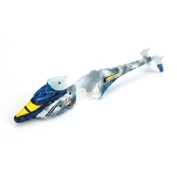 Force RC FHX Canopy (Blue)
