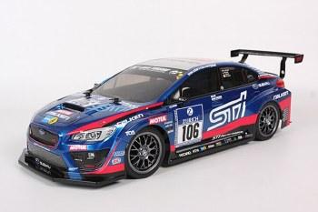 RC Subaru WRX STI Kit, 1/10 Sc
