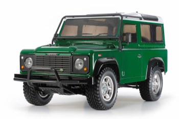 Tamiya Land Rover Defender 90,