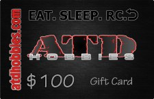 ATD Hobbies $100 In Store Gift Card