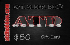 ATD Hobbies $50 In Store Gift Card
