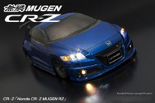 ABC Hobby 1/10 Honda Mugen CR-Z Mini Body