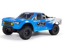 ARRMA 1/10 Senton 4x4 V3 550 Mega Short Course Truck Ready to Run (Blue)