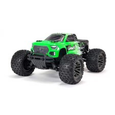ARRMA 1/10 Granite V3 4x4 3S BLX Brushless Monster Truck Ready to Run (Green)
