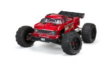 ARRMA Outcast 8S BLX Brushless 4WD Stunt Truck Ready to Run (Red)