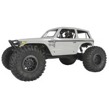 Axial 1/10 Wraith Spawn Ready to Run (Silver)
