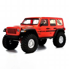 "Axial SCX10 III 1/10 ""Jeep JLU Wrangler"" 4WD Rock Crawler w/ Portals Ready to Run (Grey)"