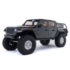 "Axial SCX10 III ""Jeep JT Gladiator"" 1/10 4WD Scale Rock Crawler Ready to Run (Grey)"