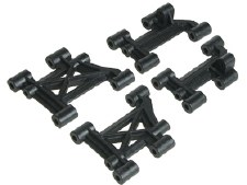3Racing Suspension Arm Set for Tamiya M05