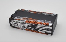 ORCA Infinite HV Gen2 7.4v 5000mah 2S 100C Shorty Lipo Battery