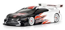 Protoform LTC 2.0 1/10 Light Weight Touring Car Body (190mm) (Clear)