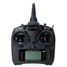 Spektrum RC DX9 Black 9-Channel Full Range DSMX Transmitter (Transmitter Only)